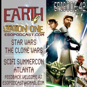 Earth Station One Episode 42: This Time The Animated Adventures in the Lucasverse
