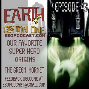 Earth Station Episode 43: Live From Galactic Quest Comics, You Call That an Origin?