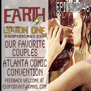 Earth Station One Episode 46: Does King Kong and Fay Wray Count as a Great Couple?