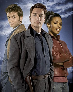 Captain Jack Back on Doctor Who.. HELL YES!!!