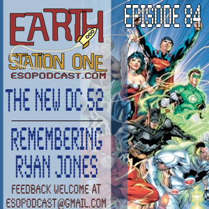 Earth Station One Episode 84 - The Good The Bad and The Ugly