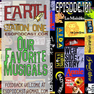 Earth Station One Episode 101: Gotta Sing, Got to Dance