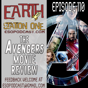 Earth Station One Episode 110: No Avengers Assembly Required