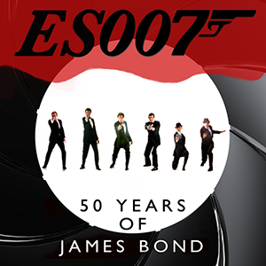 Earth Station 007 - 50 Years of James Bond