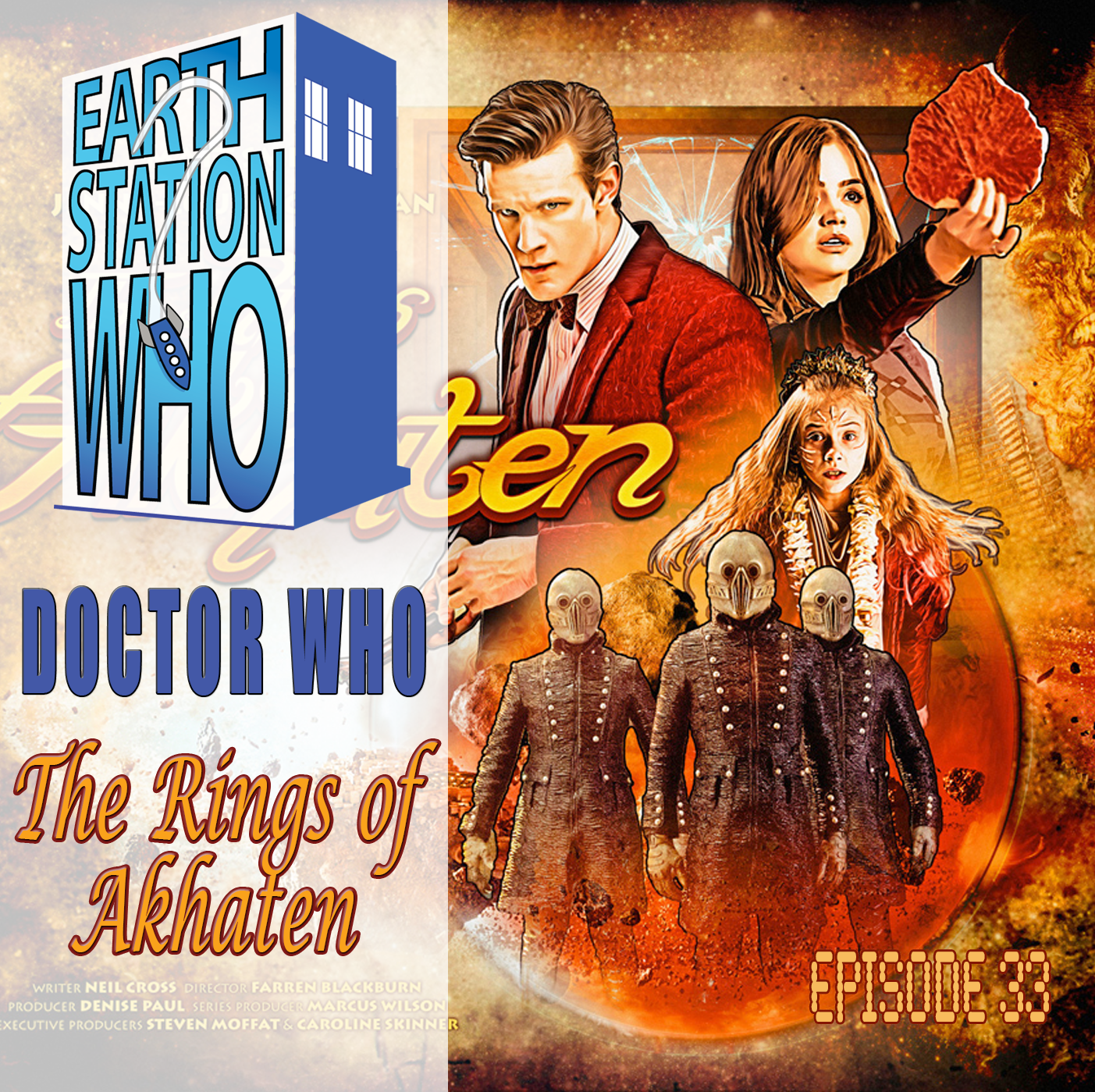 Earth Station Who Episode 33
