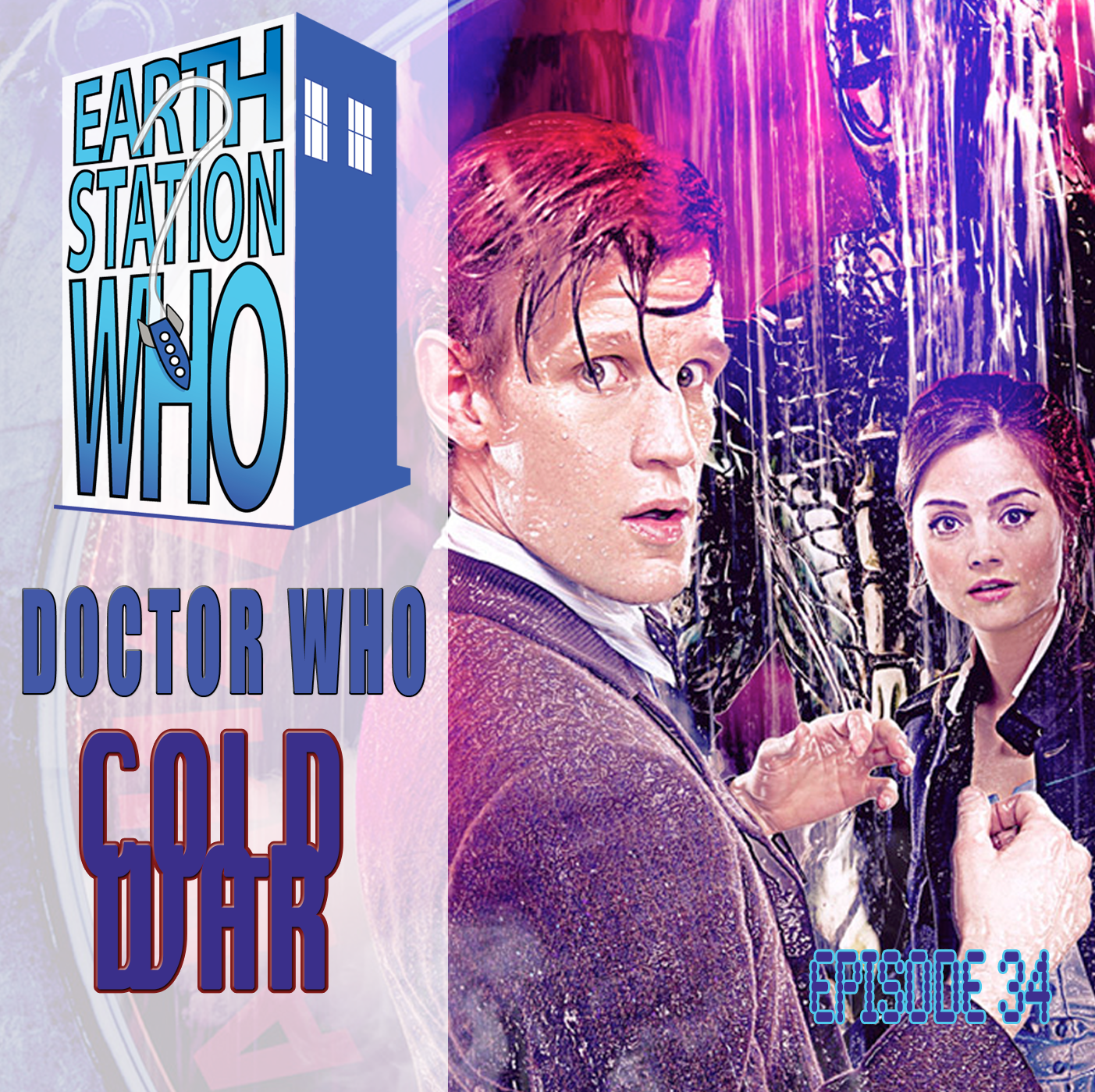 Earth Station Who Ep 34