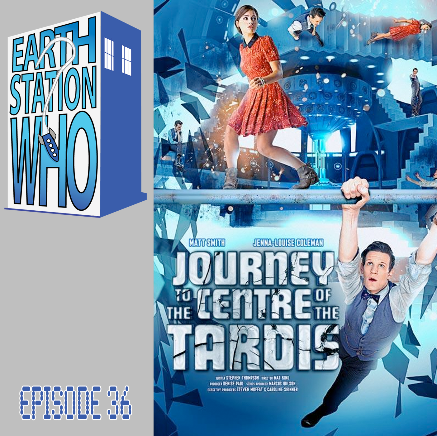 Earth Station Who Ep 36