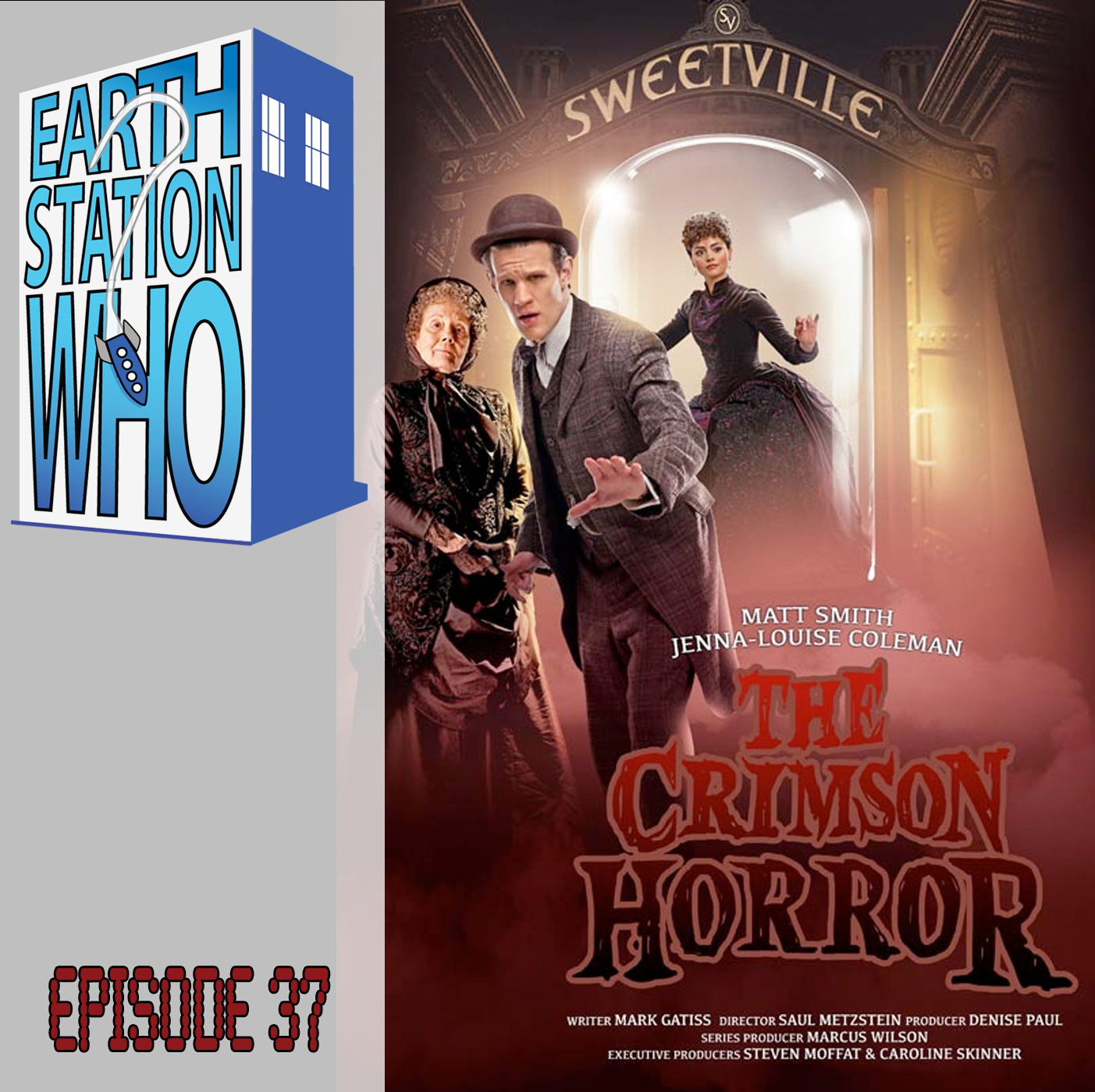 Earth Station Who Ep 37