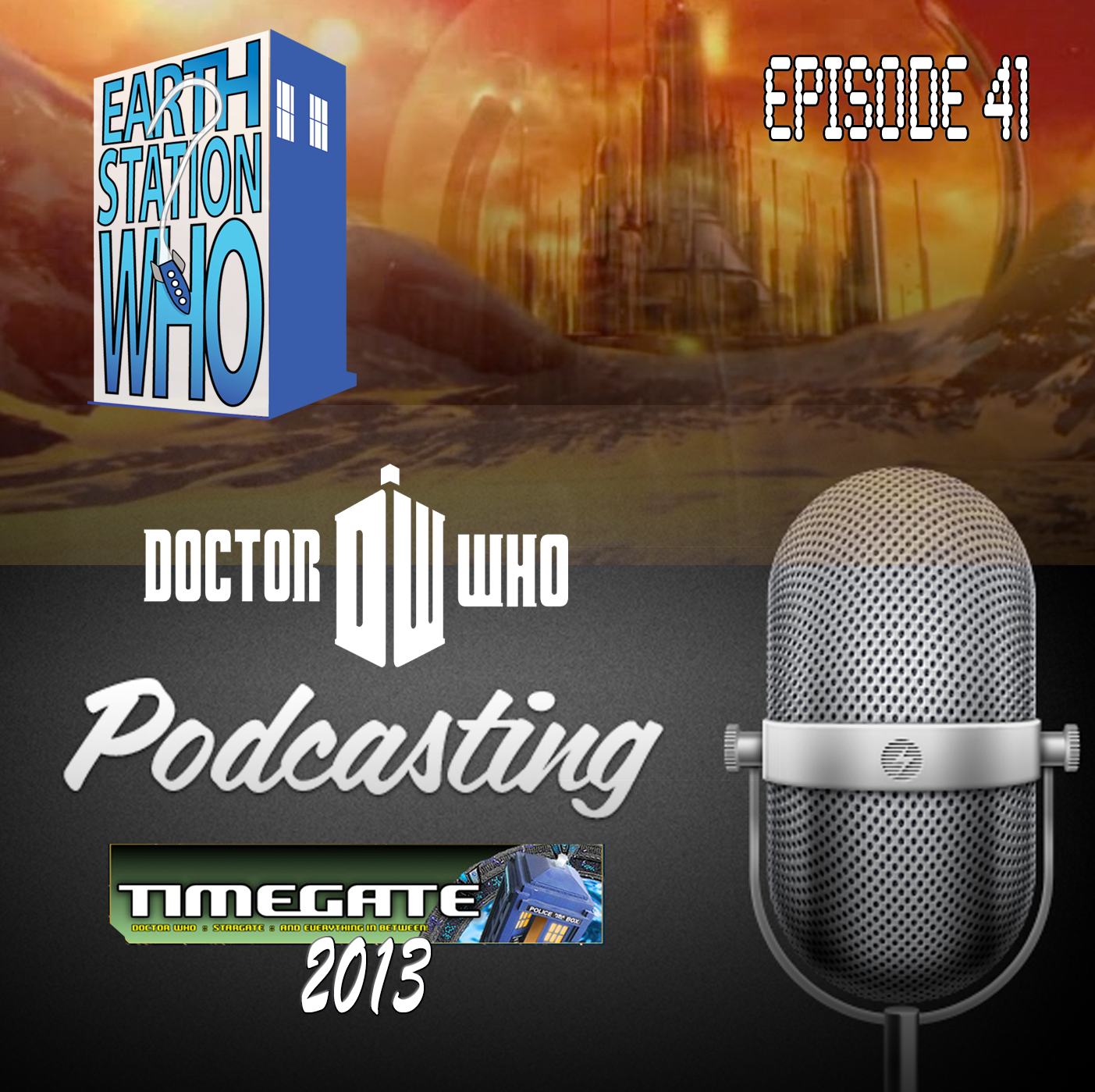 ESW Episode 41 - Time Gate Podcast Panel 2013