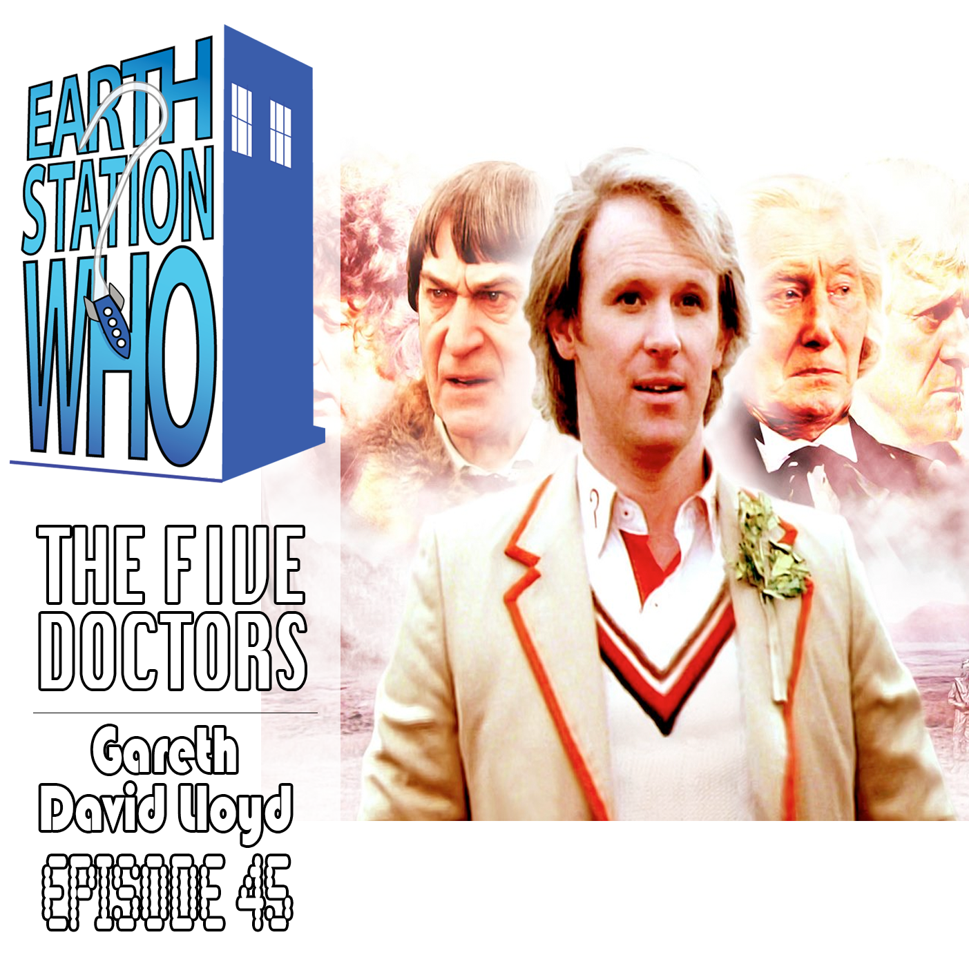Earth Station Who Ep 45