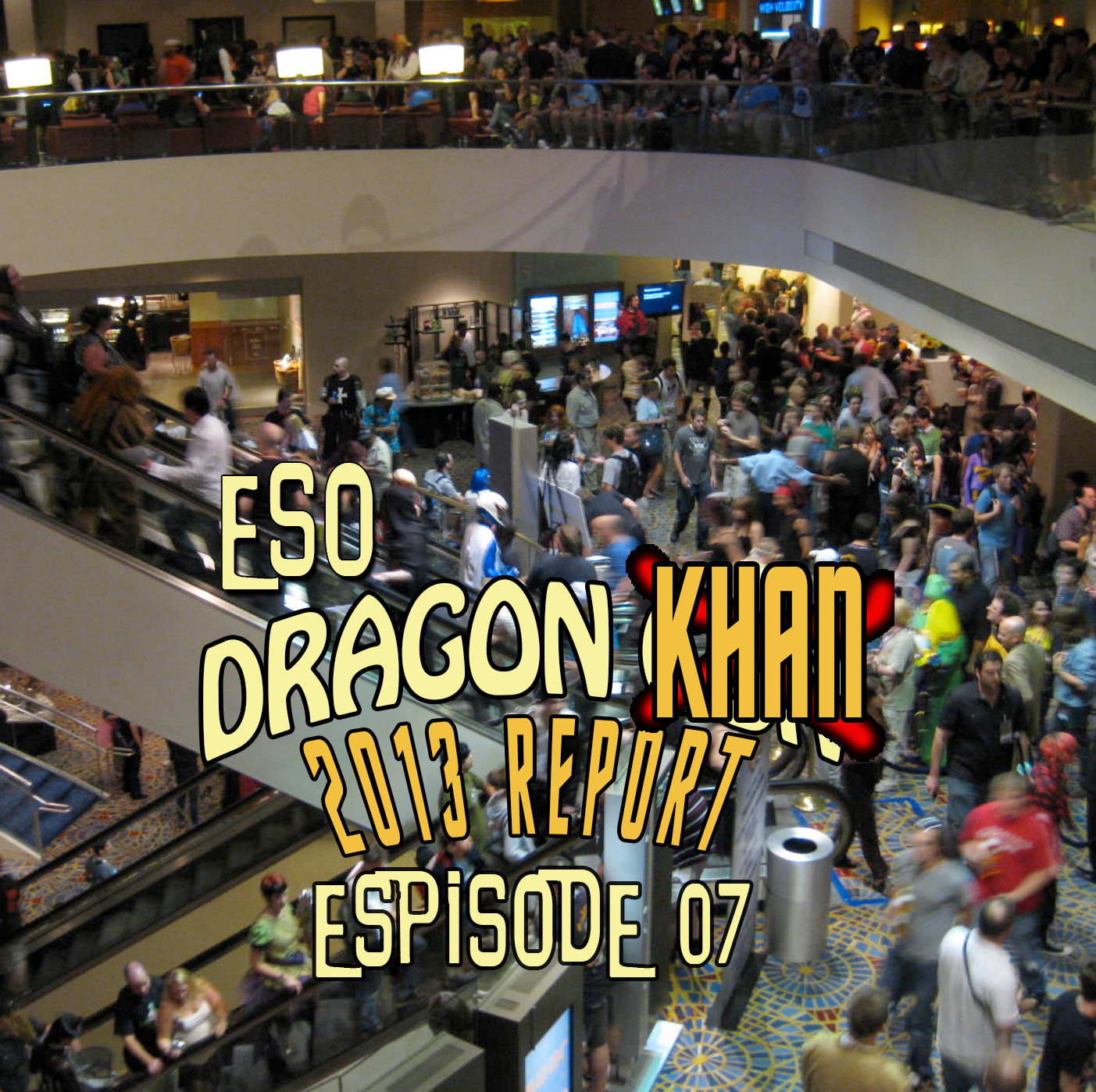 ESO Dragon Con 2013 Khan Report Ep 7