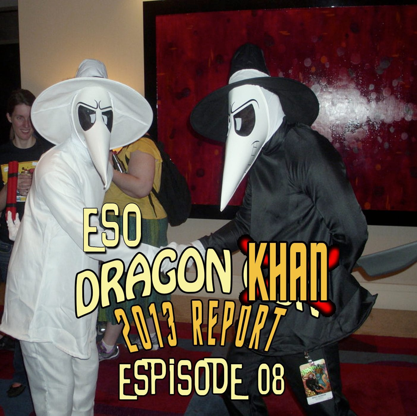 ESO Dragon Con 2013 Khan Report Ep 8
