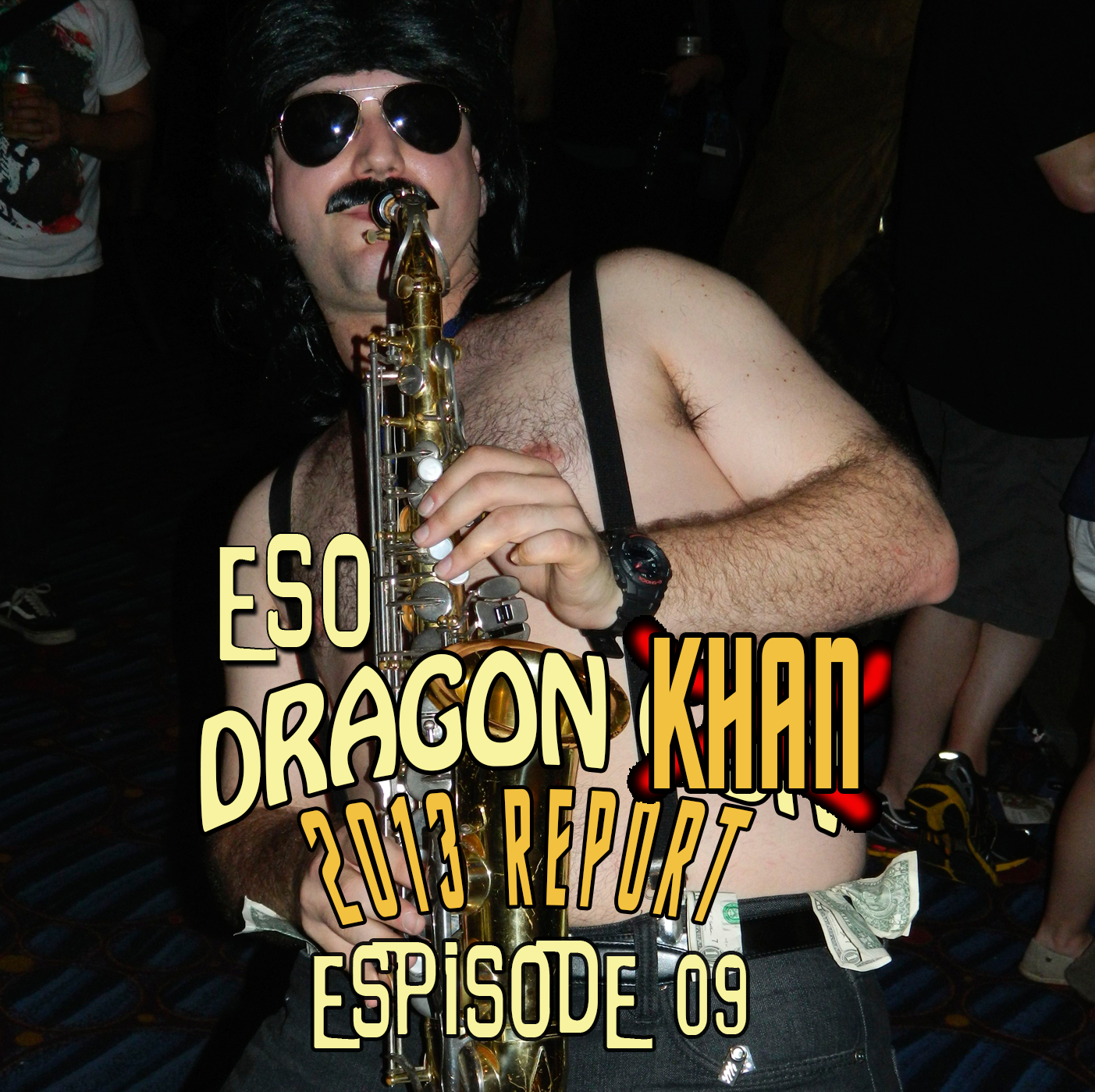 ESO Dragon Con 2013 Khan Report Ep 9