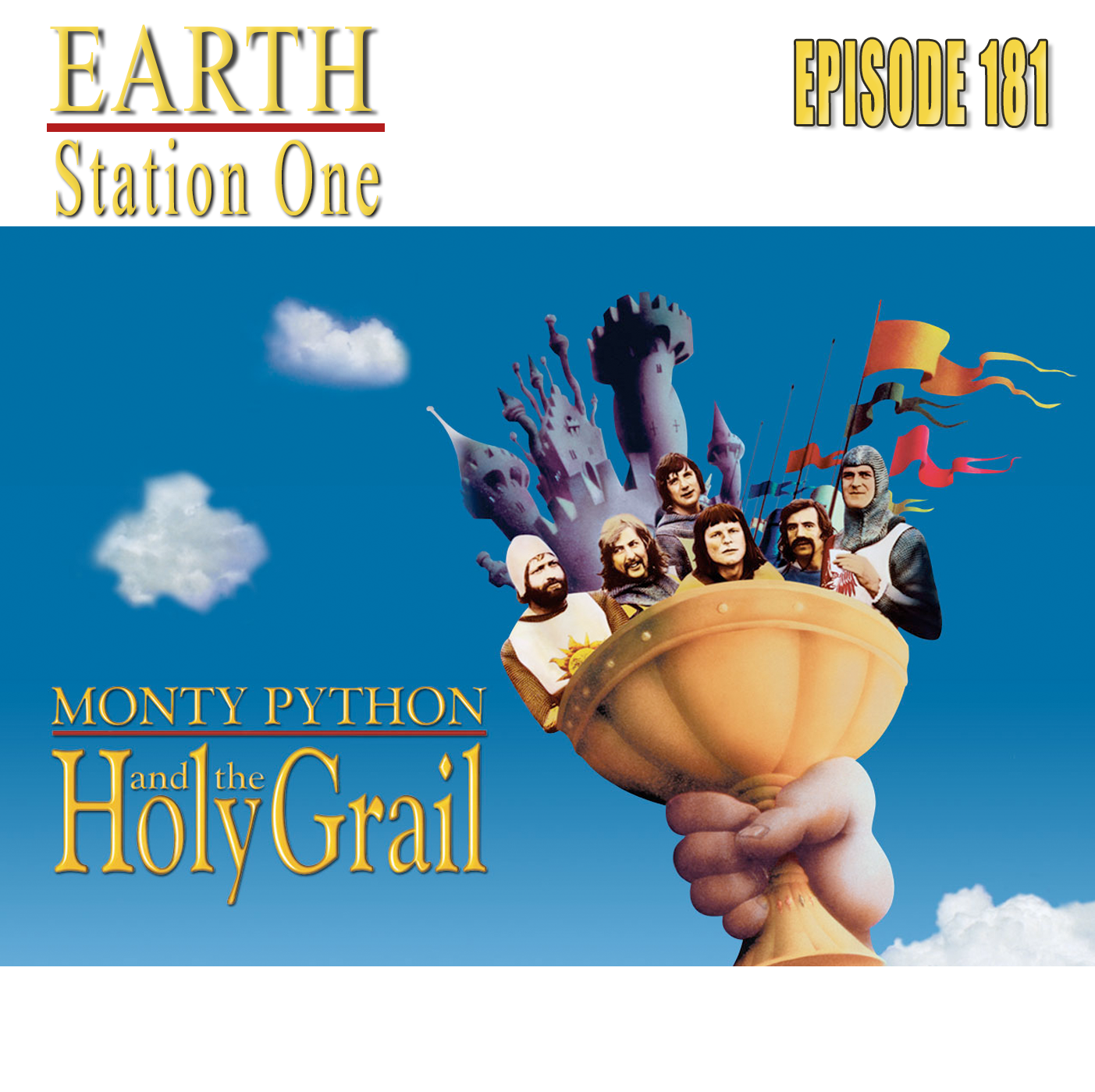 Earth Station One Episode 181