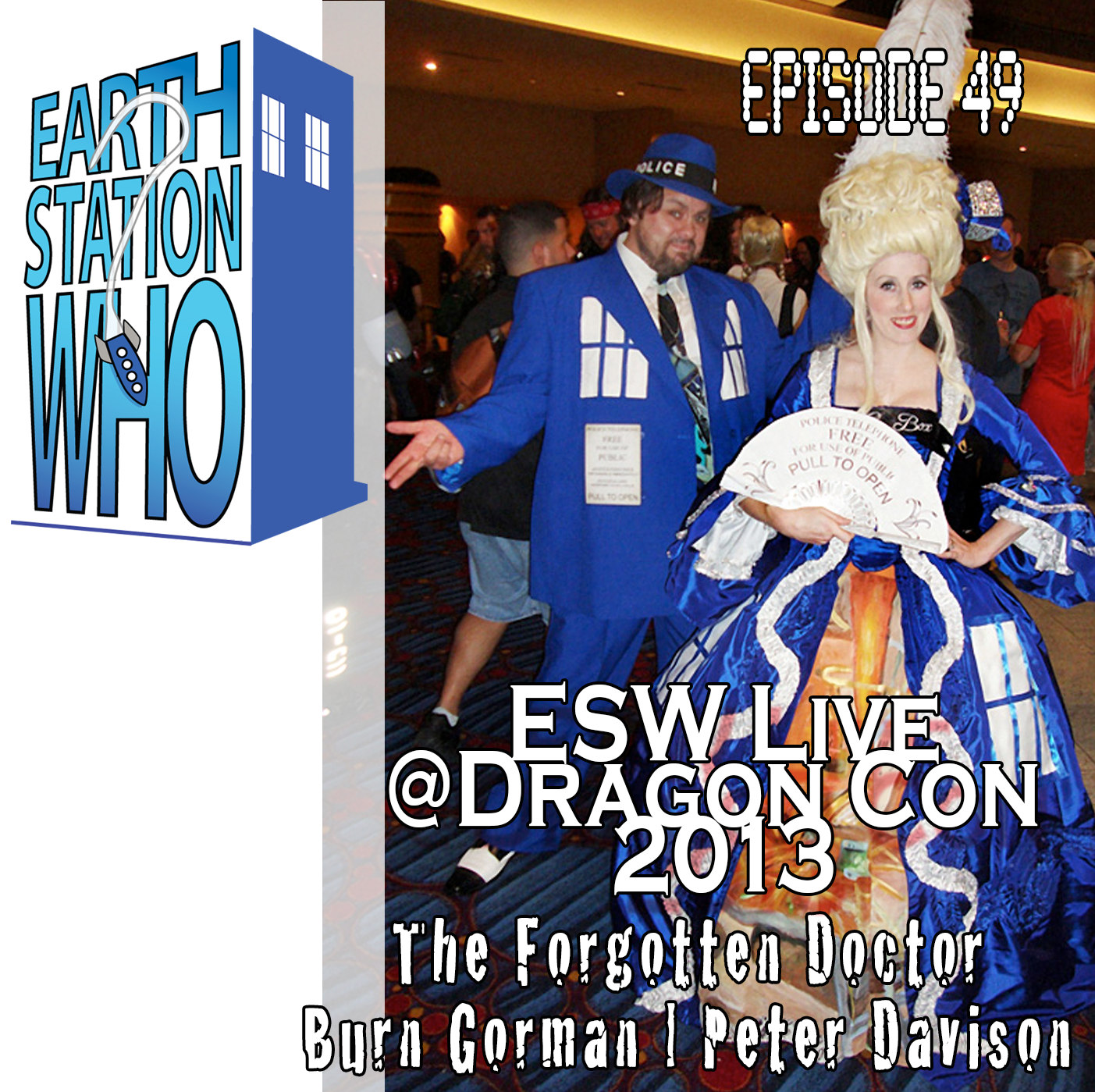 Earth Station Who Episode 49