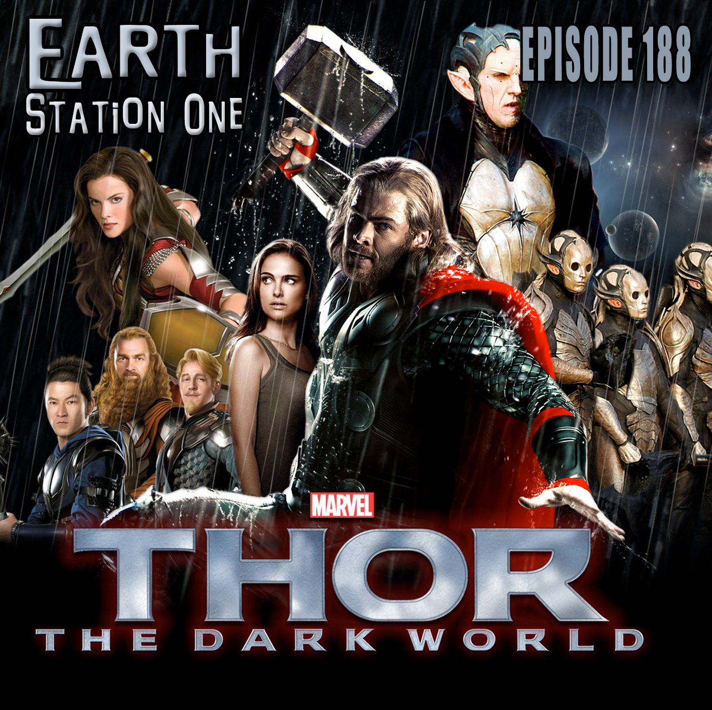 Earth Station One Ep 188
