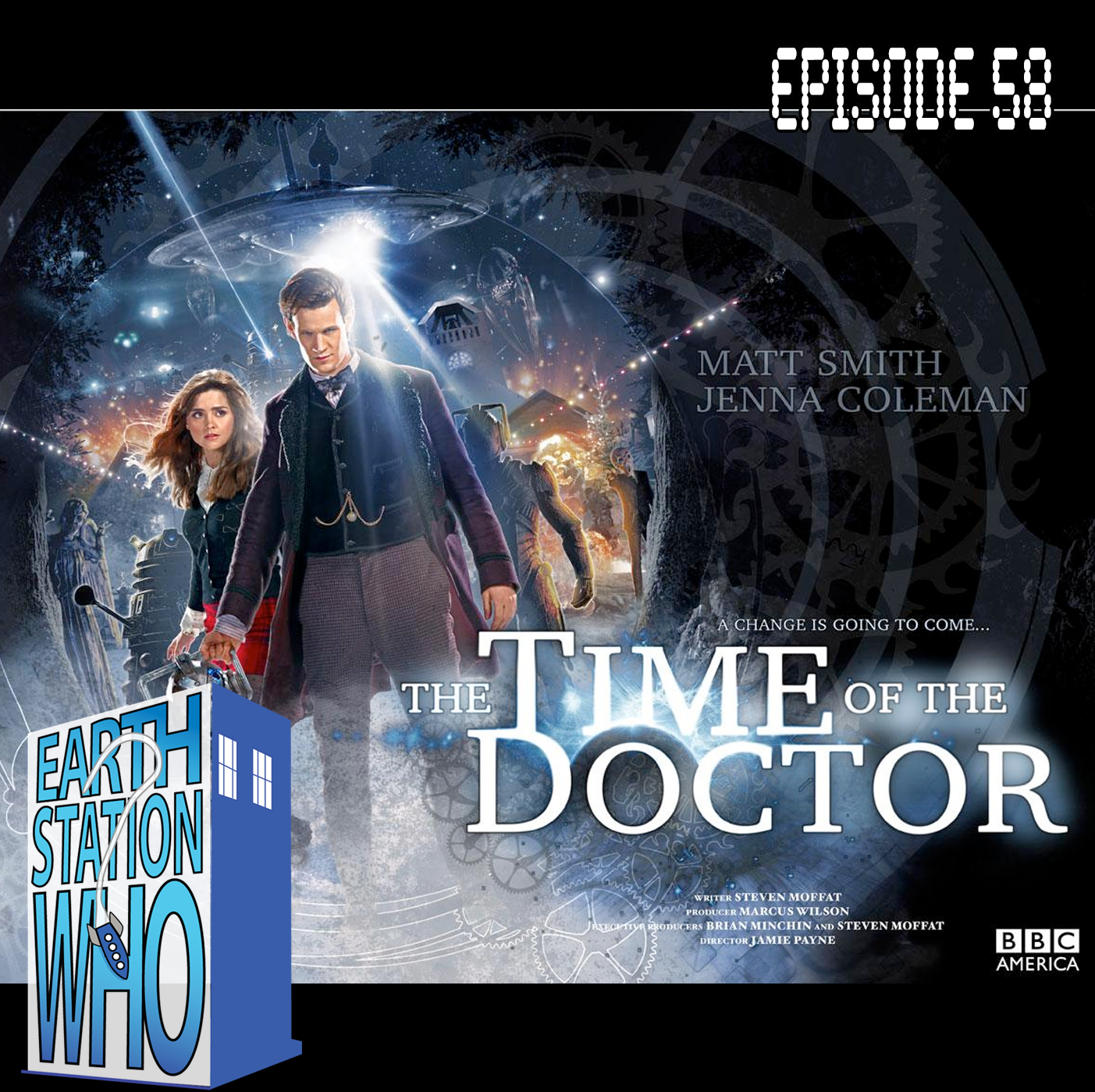 Earth Station Who Ep 58