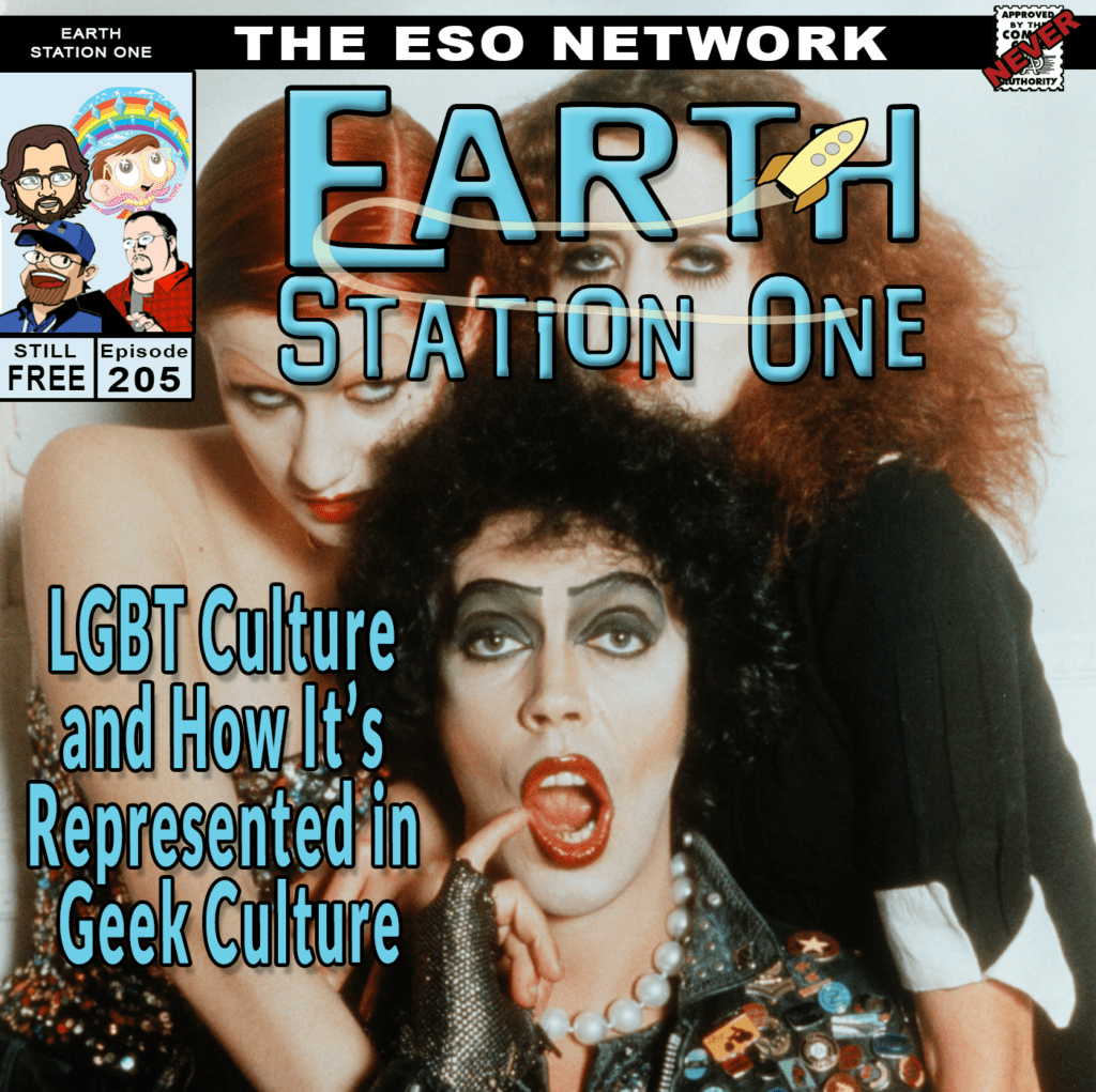Earth Station One Episode 205