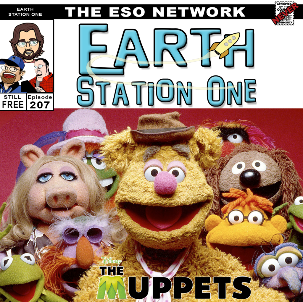 Earth Station One Ep 207