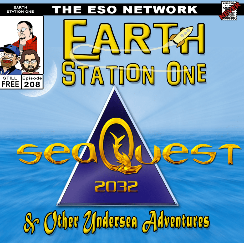 Earth Station One Ep 208