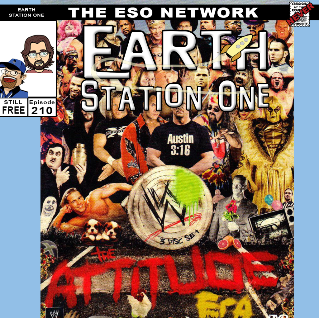 Earth Station One Ep 210