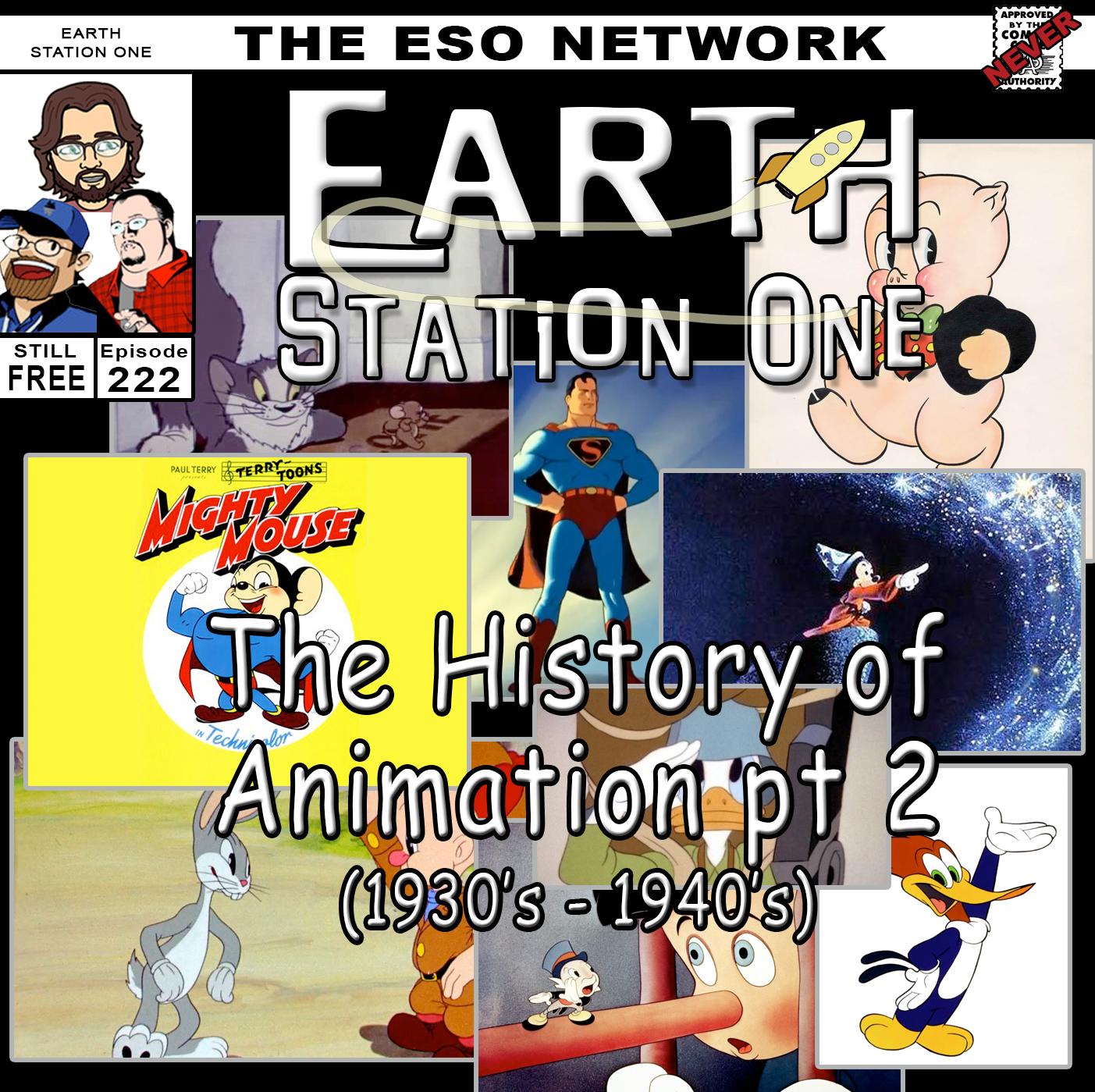 ESO Podcast Episode 222