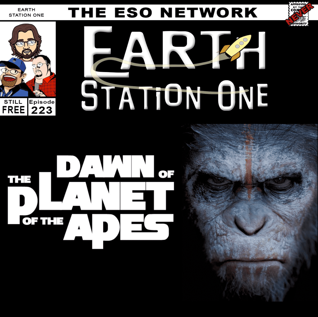 Earth Station One Ep 223