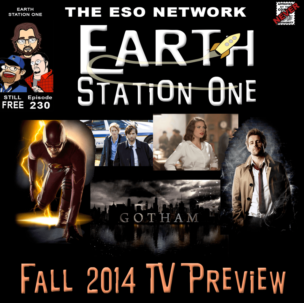Earth Station One Ep 231