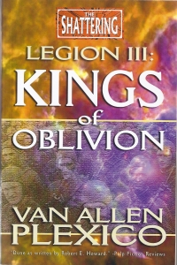 Kings of Oblivion by Van Allen Plexico