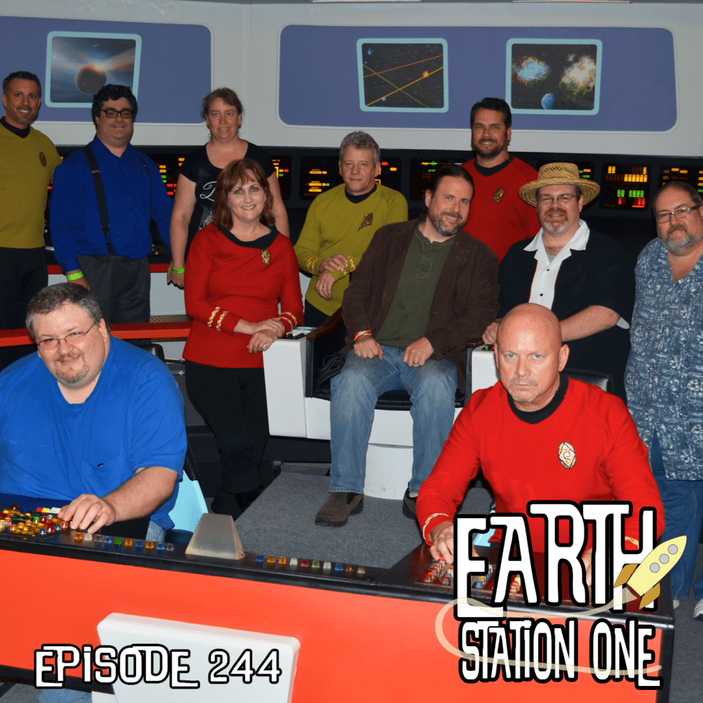 Earth Station One Ep 244