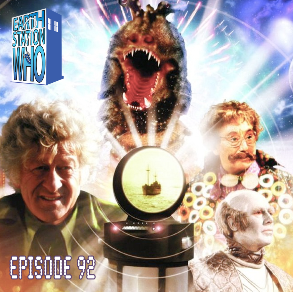 Earth Station Who Ep 92