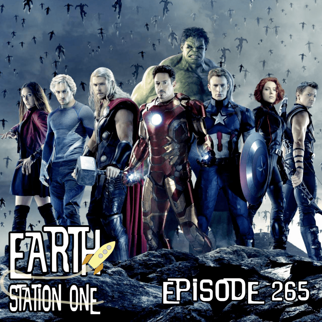 Earth Station One Ep 265