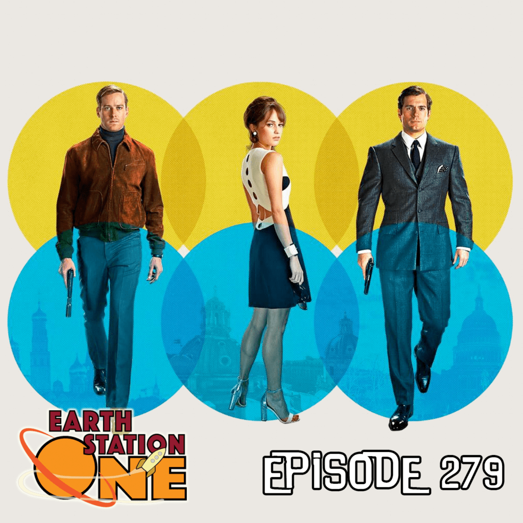 Earth Station One Ep 279