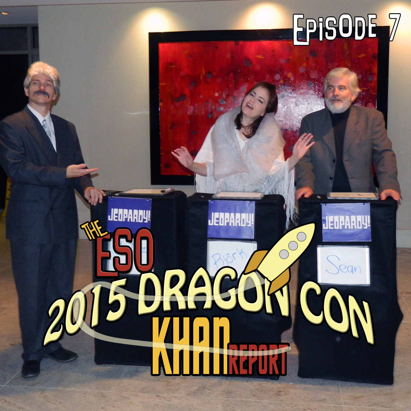 The ESO 2015 DragonCon Khan Report Ep 7