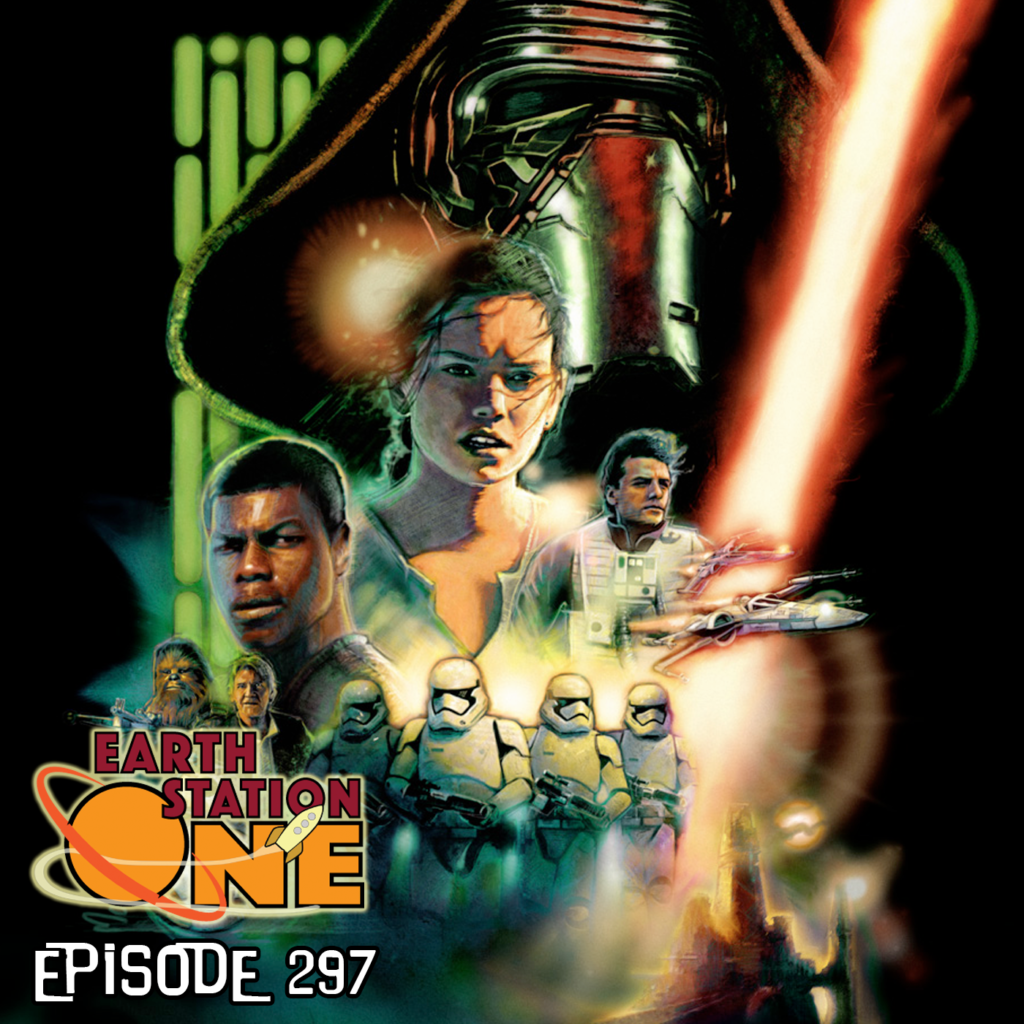 Earth Station One Ep 297
