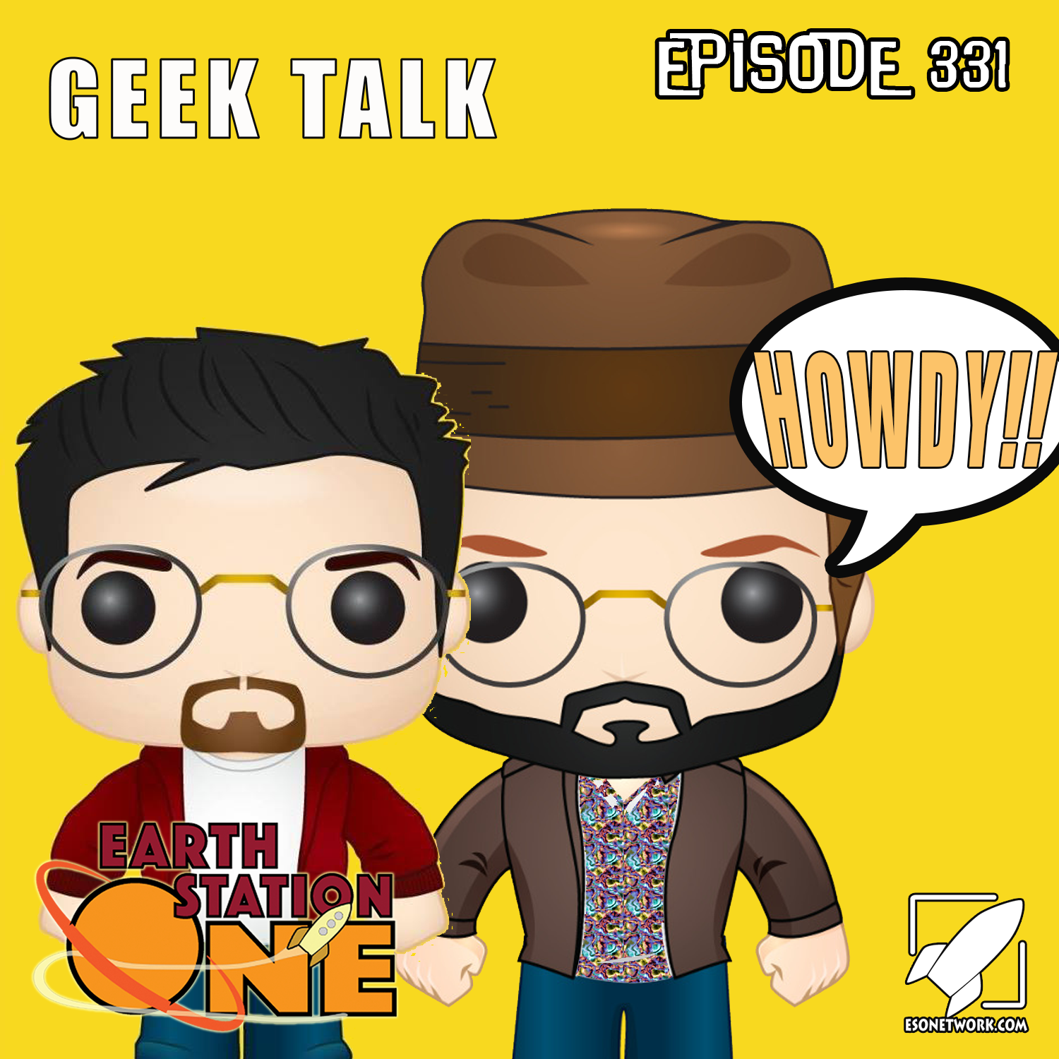 Earth Station One Podcast Ep 331