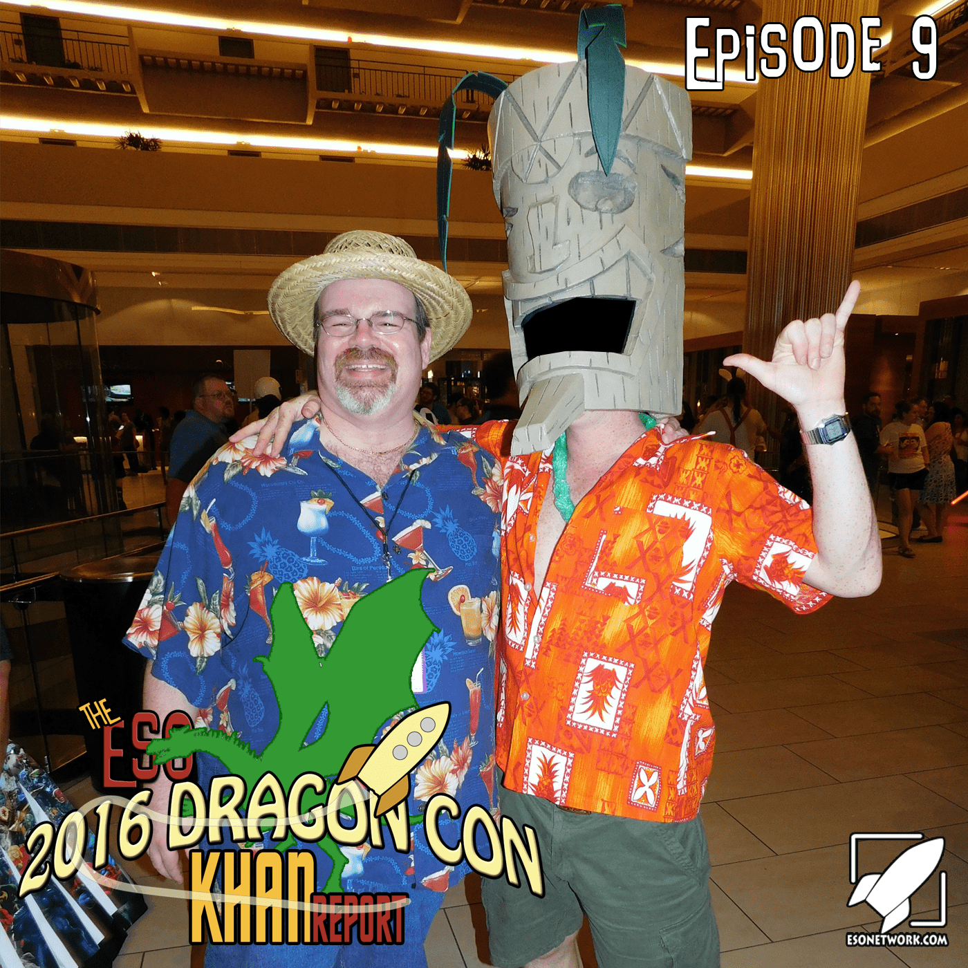 The ESO 2016 Dragon Con Khan Report Ep 9