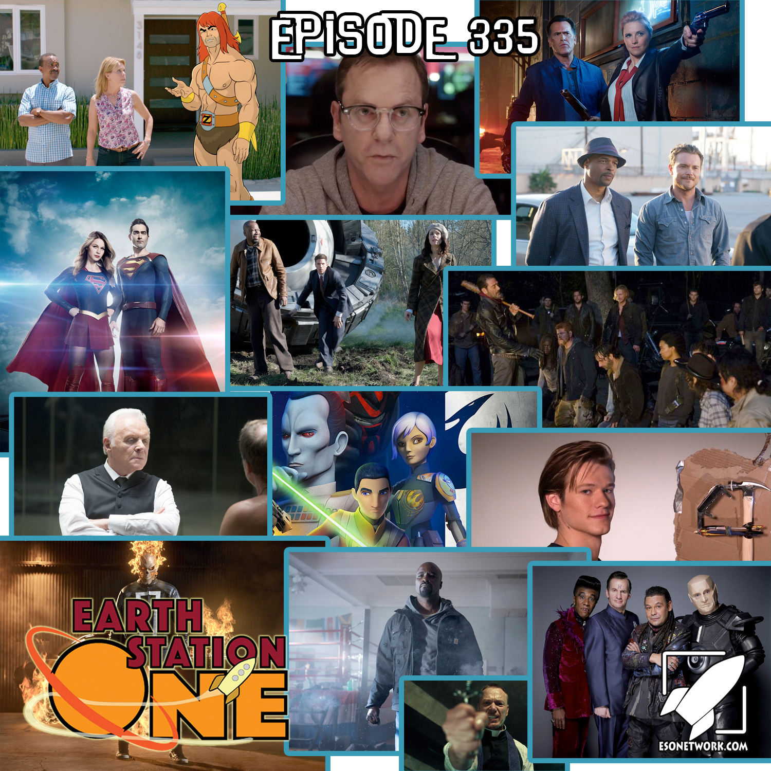 Earth Station One Ep 335