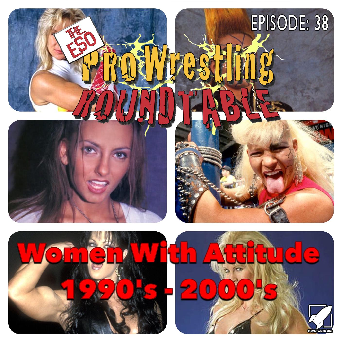 ESO Pro Wrestling Roundtable Ep 38