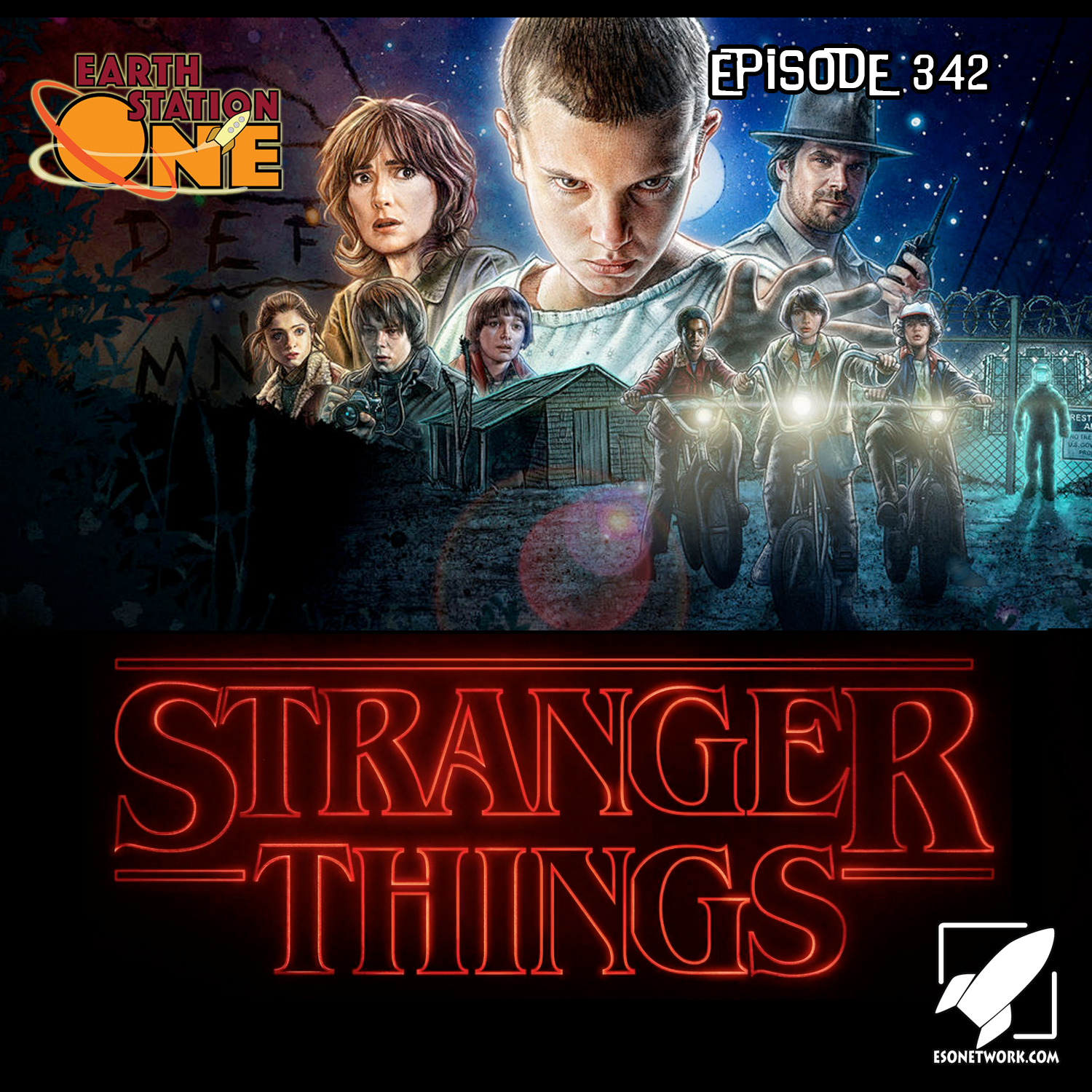 Earth Station One Ep 341