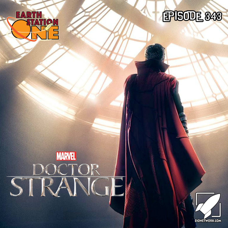 ESO 343 - Doctor Strange