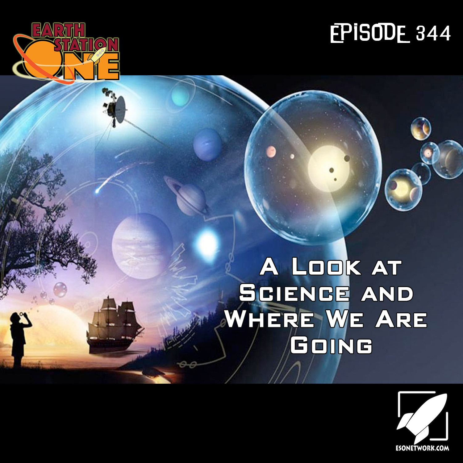 Earth Station One Podcast Ep 344