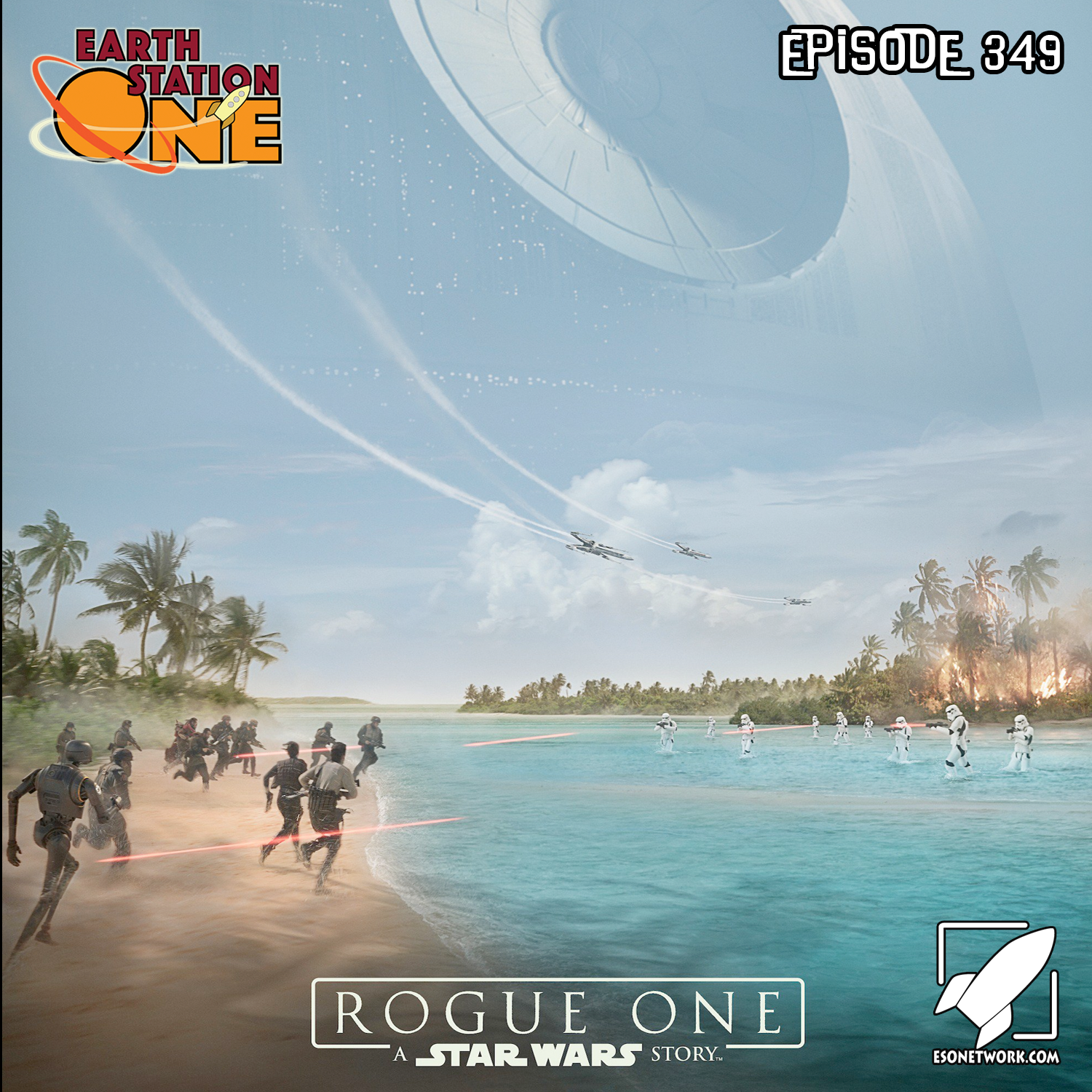 ESO Podcast Ep 349 - Rogue One