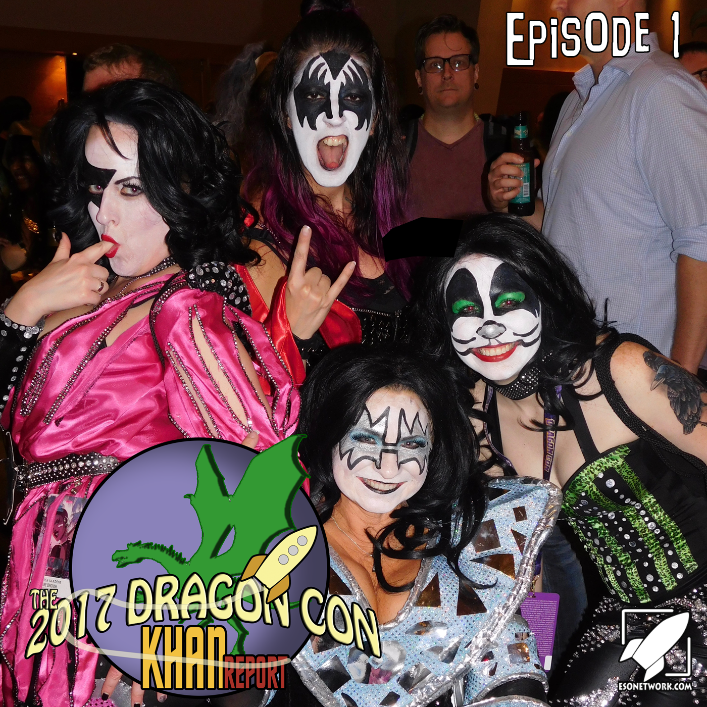 The 2017 Dragon Con Khan Report Ep 1
