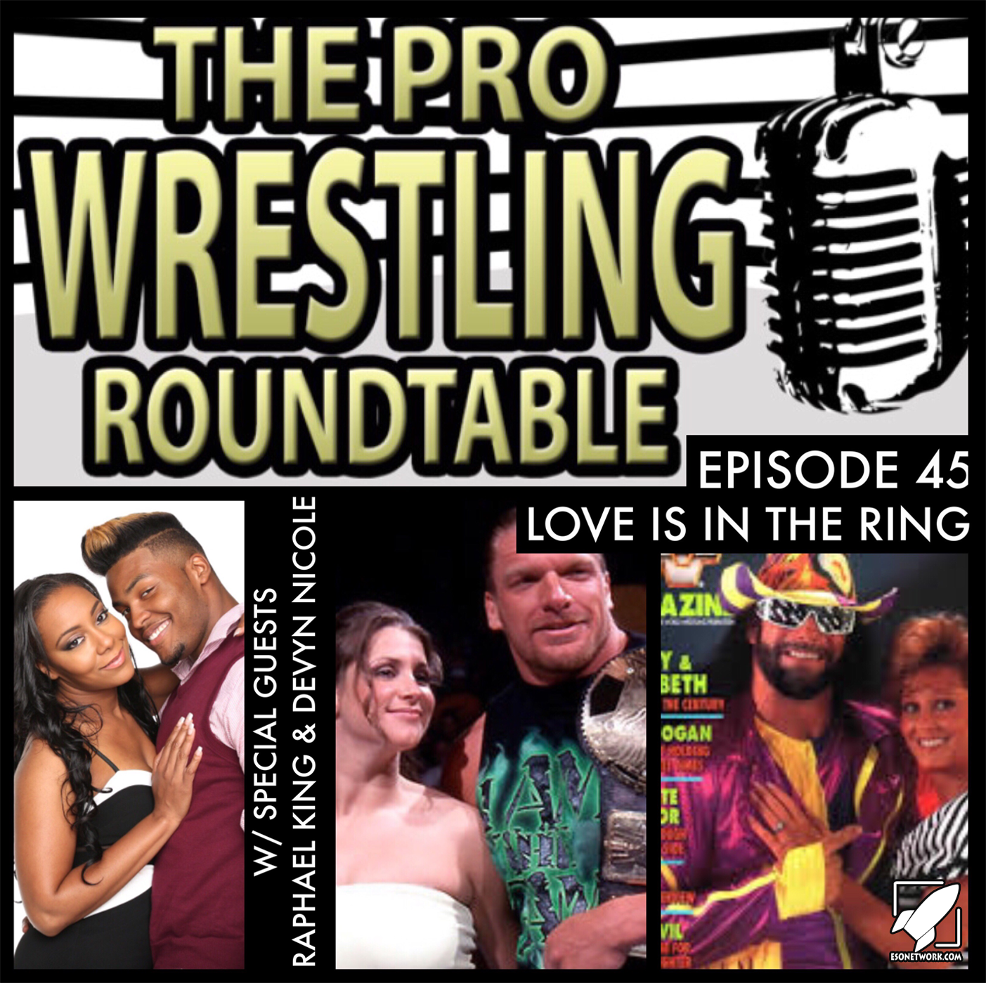 The Pro Wrestling Roundtable Ep 45