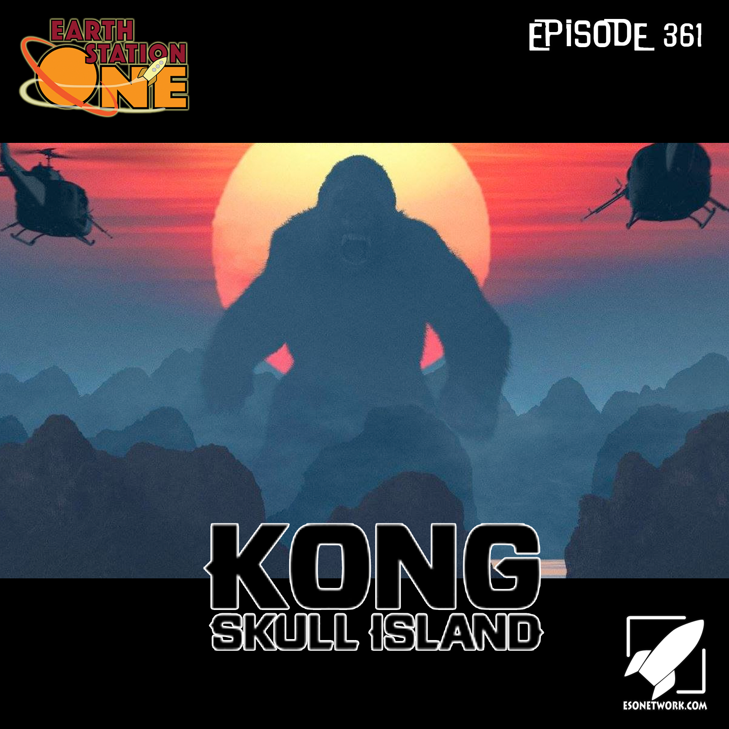 The Earth Station One Podcast Ep 361