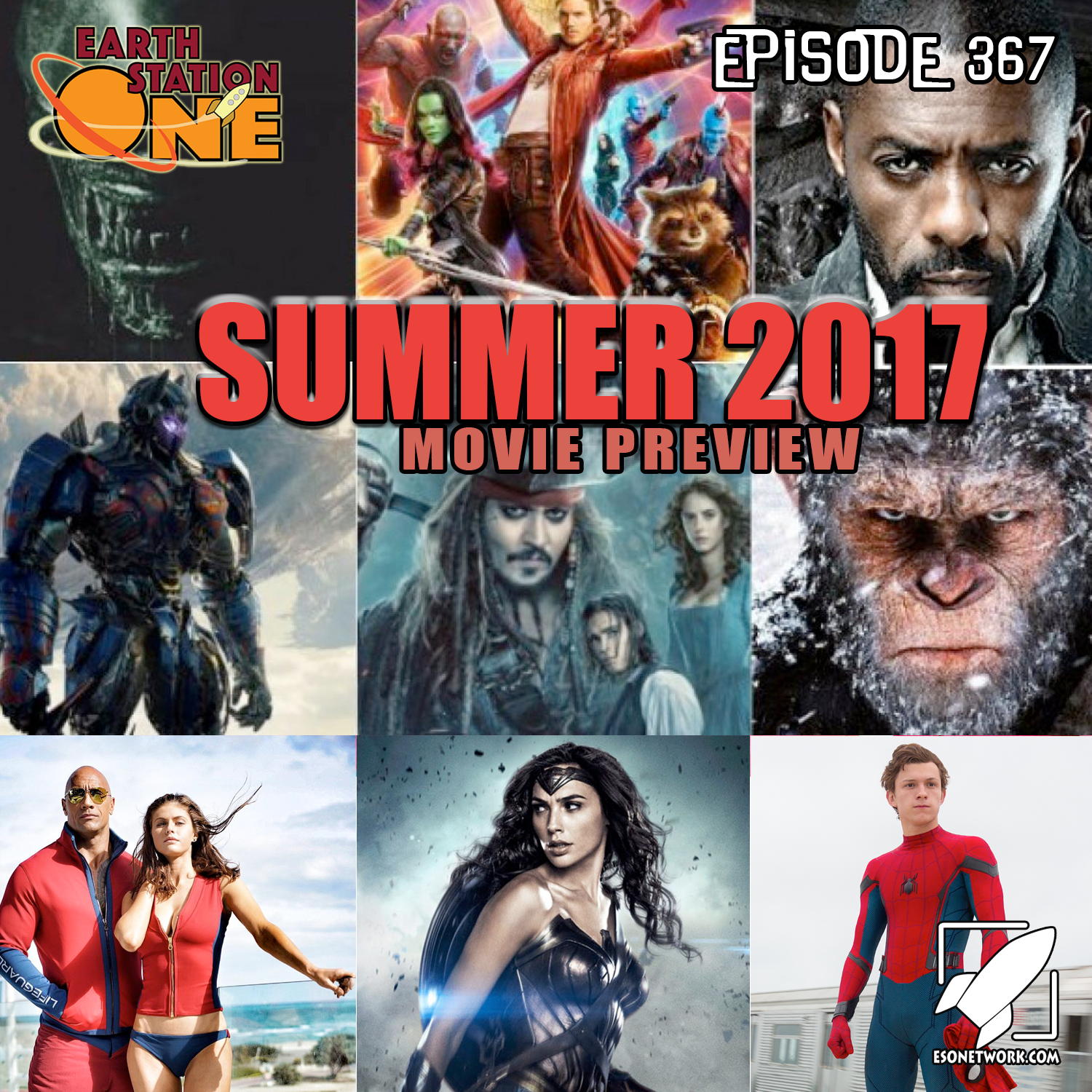 Earth Station One Podcast Ep 367