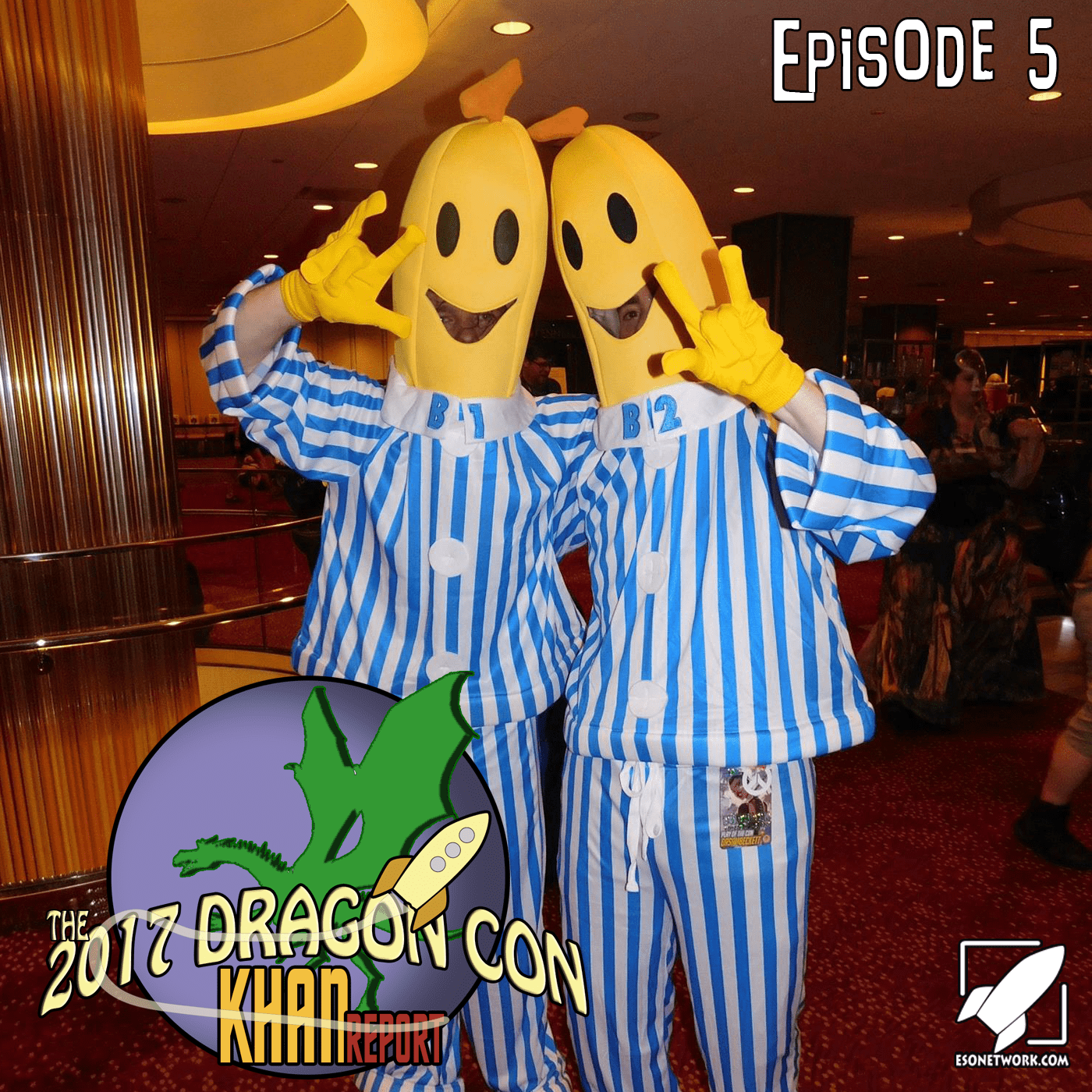 The 2017 Dragon Con Khan Report Ep 5