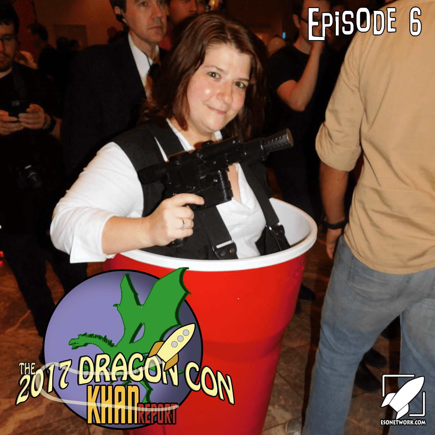 2017 Dragon Con Khan Report Ep 6