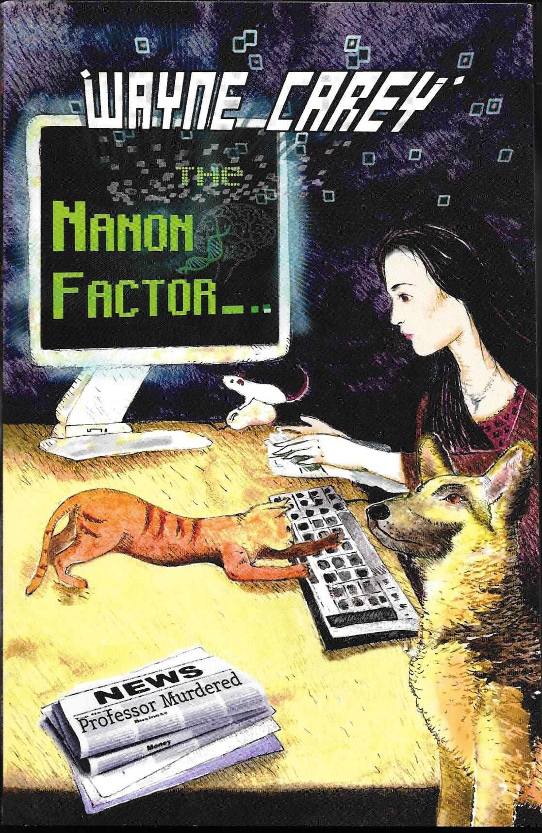 Nano Factor Book Review By Ron Fortier